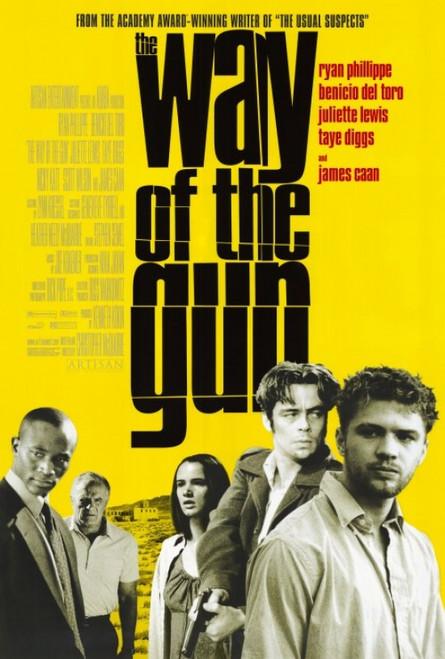 Way of the Gun Movie Poster Print (27 x 40) - Item # MOVAF8312