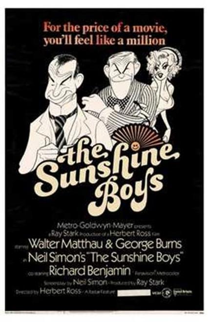 The Sunshine Boys Movie Poster (11 x 17) - Item # MOV255859