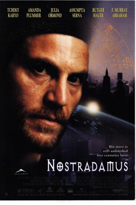Nostradamus Movie Poster Print (27 x 40) - Item # MOVGH2402