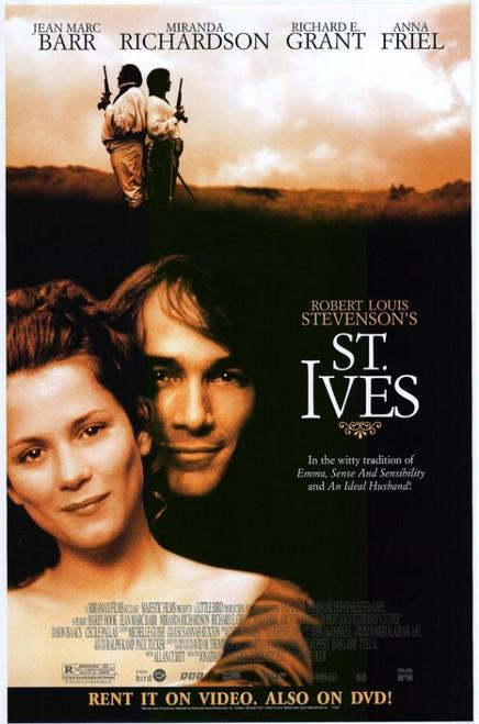 Robert Louis Stevensons St. Ives Movie Poster Print (27 x 40) - Item # MOVGH1662