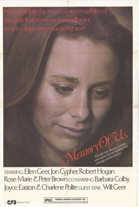 Memory of Us Movie Poster (11 x 17) - Item # MOVGH0314