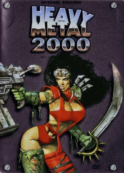 Heavy Metal 2000 Movie Poster (11 x 17) - Item # MOVAJ5502