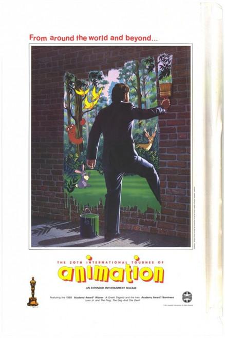 20th International Tournee of Animation Movie Poster (11 x 17) - Item # MOVEE6886