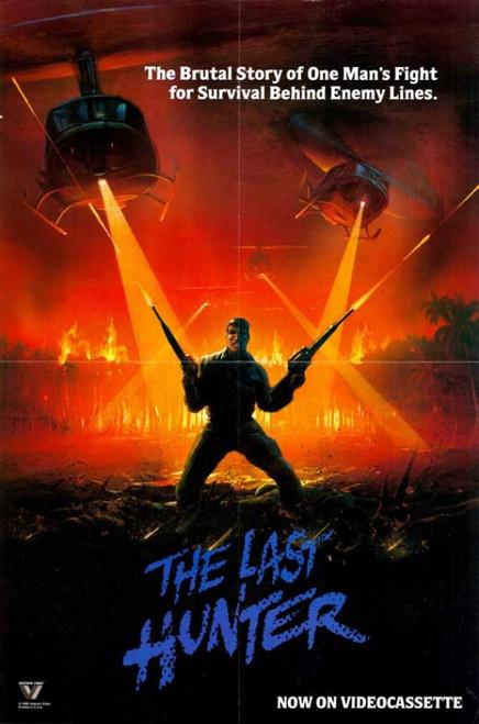 The Last Hunter Movie Poster (11 x 17) - Item # MOVEB02511