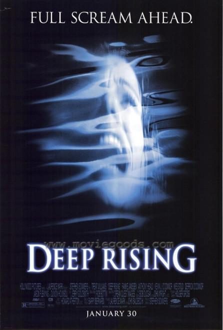 Deep Rising Movie Poster Print (27 x 40) - Item # MOVEF7412