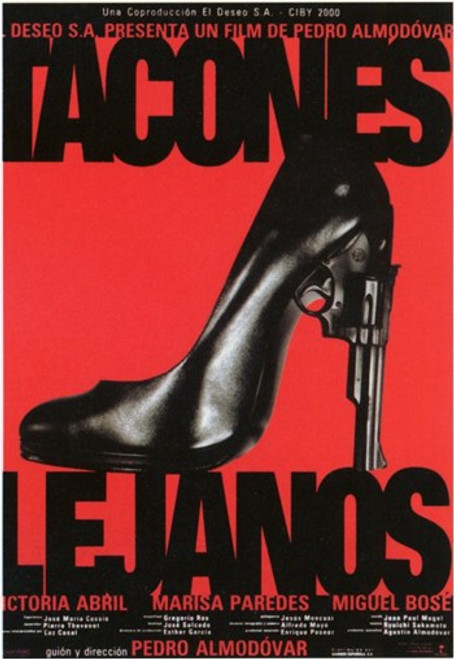 High Heels Movie Poster (11 x 17) - Item # MOV202585