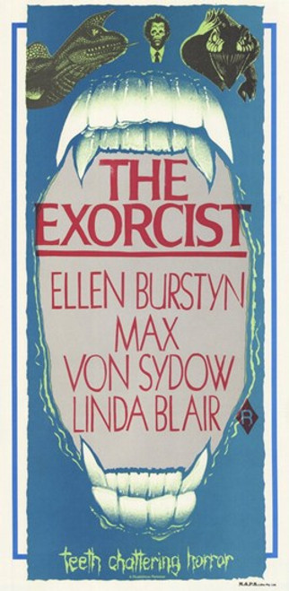The Exorcist Movie Poster (11 x 17) - Item # MOV248908