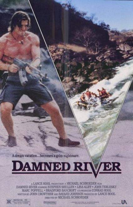 Damned River Movie Poster (11 x 17) - Item # MOV248171