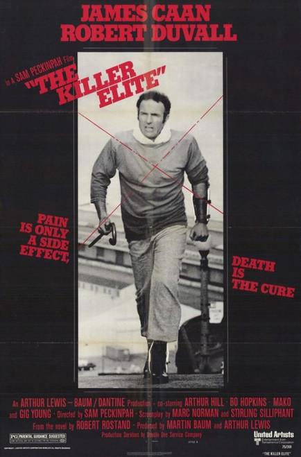 The Killer Elite Movie Poster Print (27 x 40) - Item # MOVGF6374
