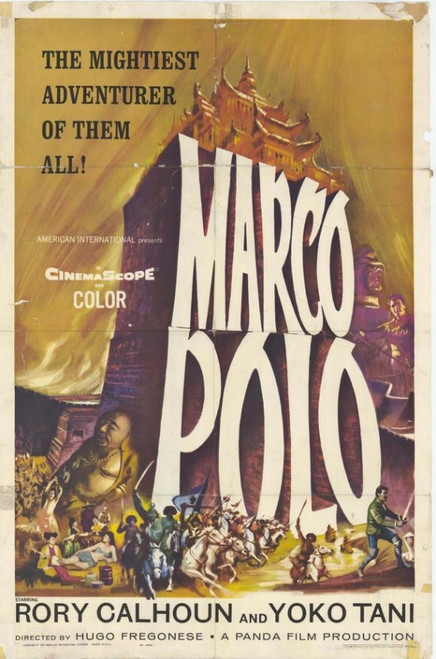 Marco Polo Movie Poster Print (27 x 40) - Item # MOVIH2223