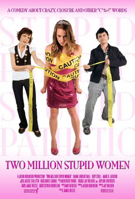 Two Million Stupid Women Movie Poster (11 x 17) - Item # MOVCB15001