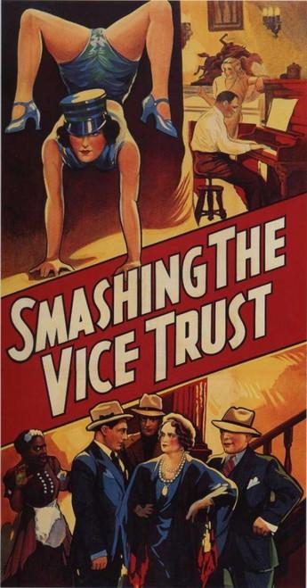 Smashing the Vice Trust Movie Poster (11 x 17) - Item # MOVEI2678
