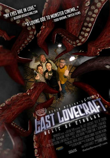 The Last Lovecraft Relic of Cthulhu Movie Poster (11 x 17) - Item # MOVIB66183