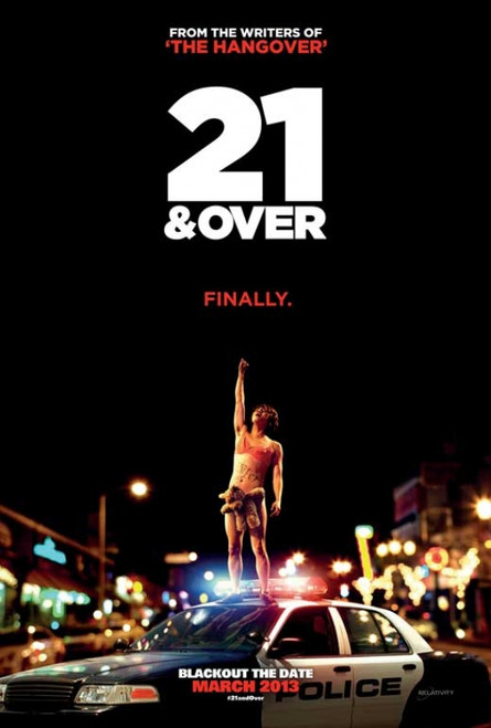 21 and Over Movie Poster (11 x 17) - Item # MOVGB16805