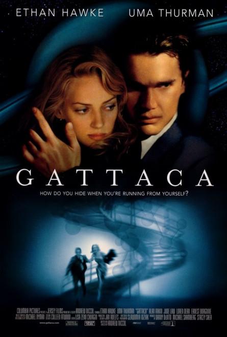 Gattaca Movie Poster Print (27 x 40) - Item # MOVAF1160
