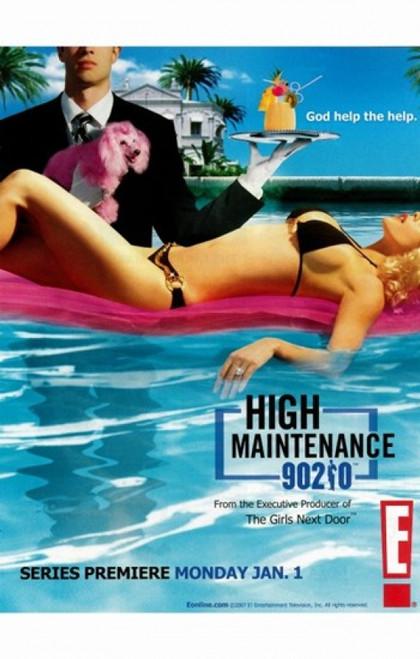 High Maintenance 90210 Movie Poster (11 x 17) - Item # MOV398752