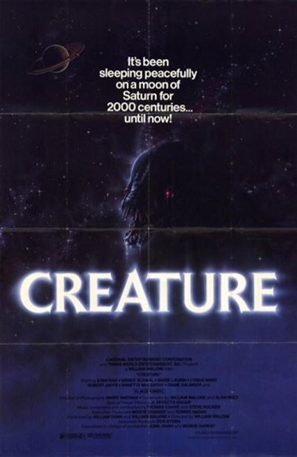 Creature Movie Poster (11 x 17) - Item # MOV205509