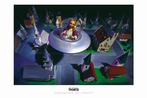 Decension of Christ Movie Poster (17 x 11) - Item # MOV359414