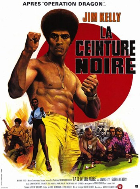 Black Belt Jones Movie Poster (11 x 17) - Item # MOV207002