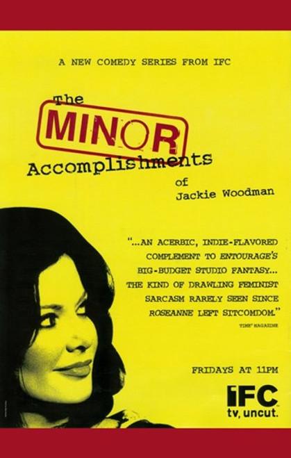 The Minor Accomplishments of Jackie Woodman Movie Poster (11 x 17) - Item # MOV376487