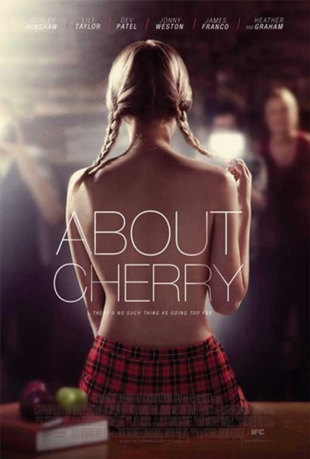 About Cherry Movie Poster (11 x 17) - Item # MOVAB69305