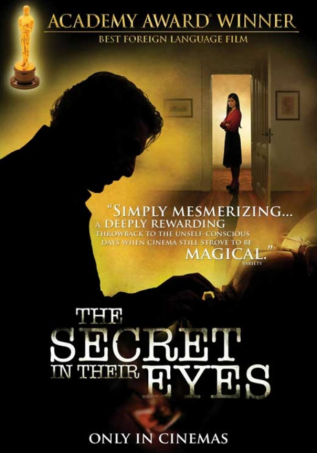 The Secret in Their Eyes Movie Poster (11 x 17) - Item # MOVIB41090