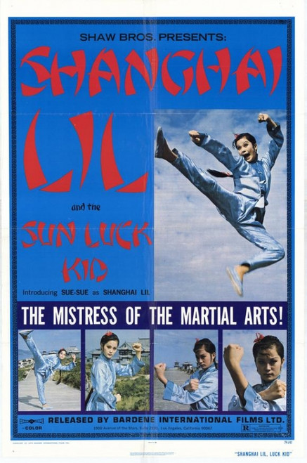 Shanghai Lil and the Sun Luck Kid Movie Poster Print (27 x 40) - Item # MOVIH3303