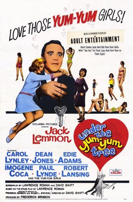 Under the Yum Yum Tree Movie Poster (11 x 17) - Item # MOV228136