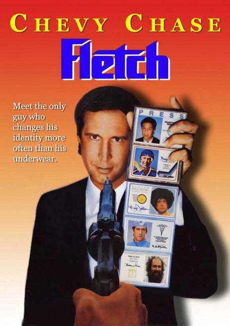 Fletch Movie Poster Print (27 x 40) - Item # MOVEJ0364