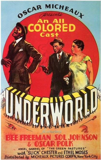 Underworld Movie Poster (11 x 17) - Item # MOV198481