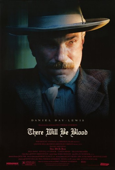 There Will Be Blood Movie Poster (11 x 17) - Item # MOV404070