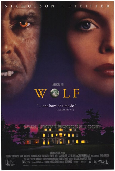 Wolf Movie Poster Print (27 x 40) - Item # MOVEF7308