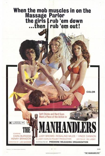 The Manhandlers Movie Poster Print (27 x 40) - Item # MOVGH0712