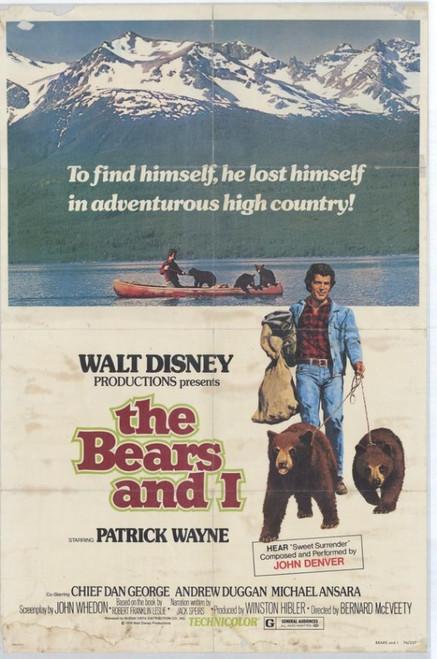 The Bears & I Movie Poster Print (27 x 40) - Item # MOVEH7304