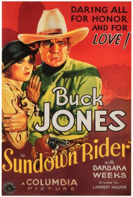 Sundown Rider Movie Poster Print (27 x 40) - Item # MOVAF3299