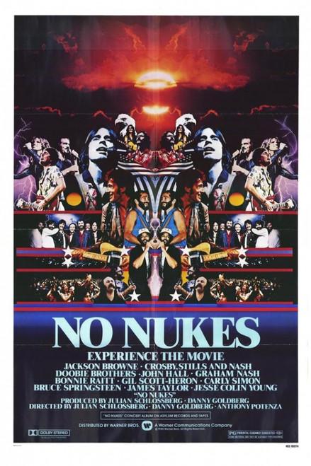 No Nukes Movie Poster Print (27 x 40) - Item # MOVIH2725