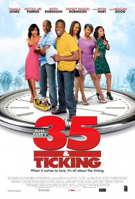 35 and Ticking Movie Poster (11 x 17) - Item # MOVCB23304