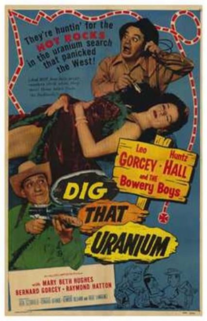 Dig That Uranium Movie Poster (11 x 17) - Item # MOV209422