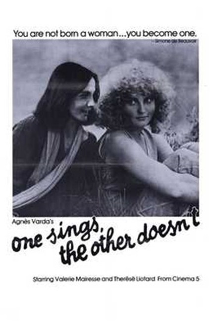 One Sings the Other Doesn't Movie Poster (11 x 17) - Item # MOV193141