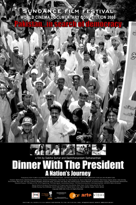 Dinner with the President A Nation's Journey Movie Poster (11 x 17) - Item # MOVAI9447