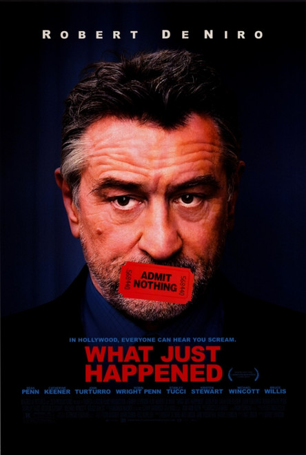 What Just Happened Movie Poster Print (27 x 40) - Item # MOVAI0366