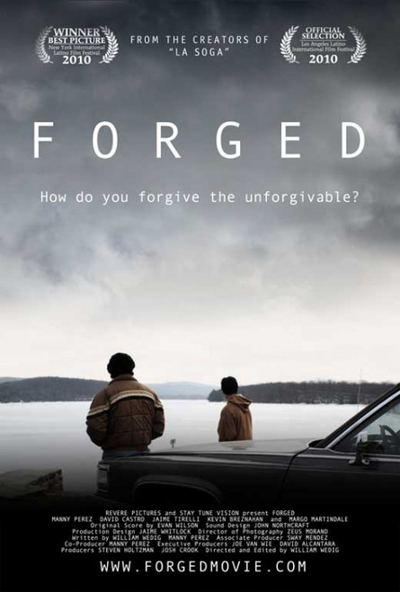 Forged Movie Poster (11 x 17) - Item # MOVEB79714