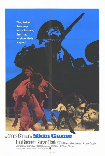 Skin Game Movie Poster (11 x 17) - Item # MOVEE0700