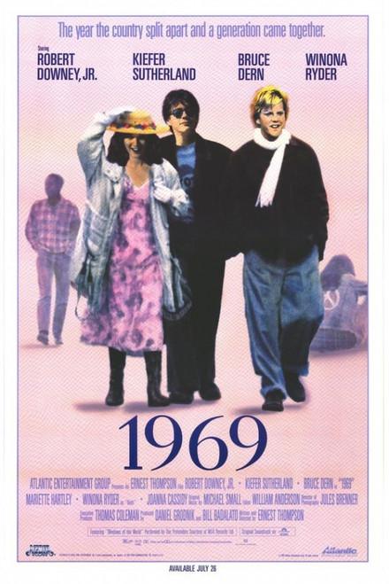 1969 Movie Poster (11 x 17) - Item # MOVIE9663