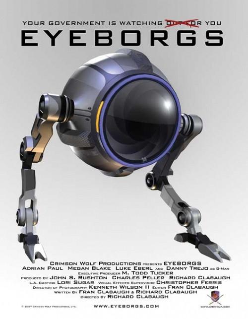 Eyeborgs Movie Poster (11 x 17) - Item # MOVEJ2843