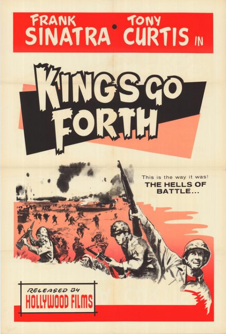 Kings Go Forth Movie Poster Print (27 x 40) - Item # MOVCG1747