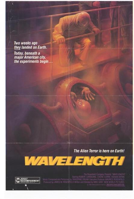 Wavelength Movie Poster (11 x 17) - Item # MOVGE3679
