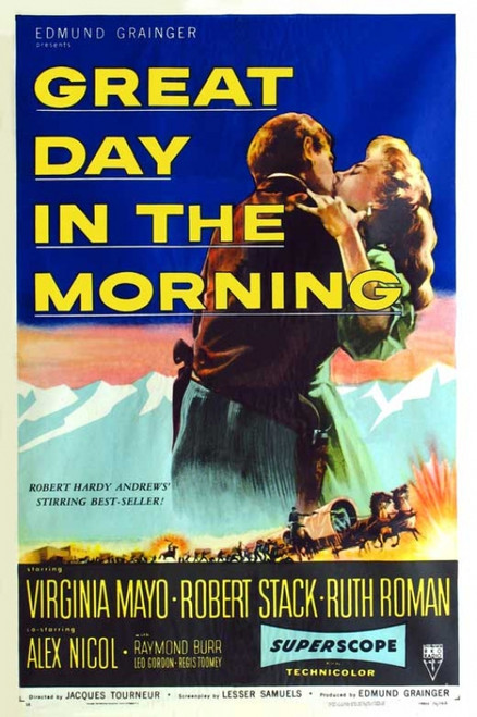 Great Day in the Morning Movie Poster (11 x 17) - Item # MOVEB82090