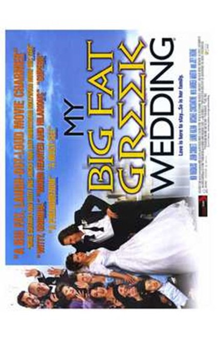 My Big Fat Greek Wedding Movie Poster (11 x 17) - Item # MOV210223