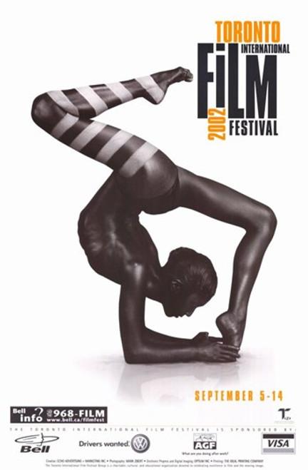 Toronto International Film Festival Movie Poster (11 x 17) - Item # MOV315761